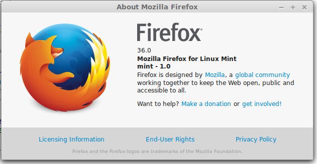 Firefox 36